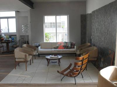 Cobertura Residencial À Venda, Vila Nova Conceição, São Paulo - Co4114. - Co4114