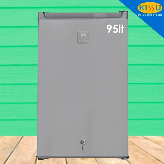 Minibar Electrolux 95 Litros Silver 4.2 Pies Llaves Congela