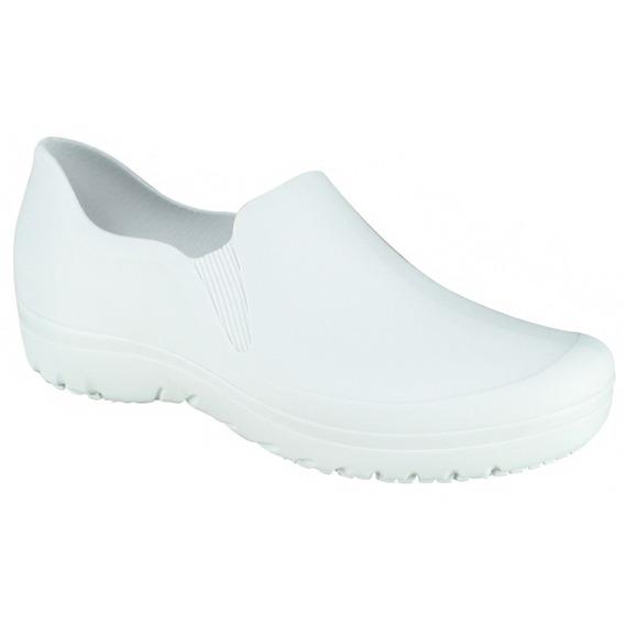 Sapato Branco Anatômico Conforto Boa Onda 1341/950
