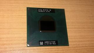 Cpu Intel Core 2 Duo T9400 2.53ghz Notebook (p)