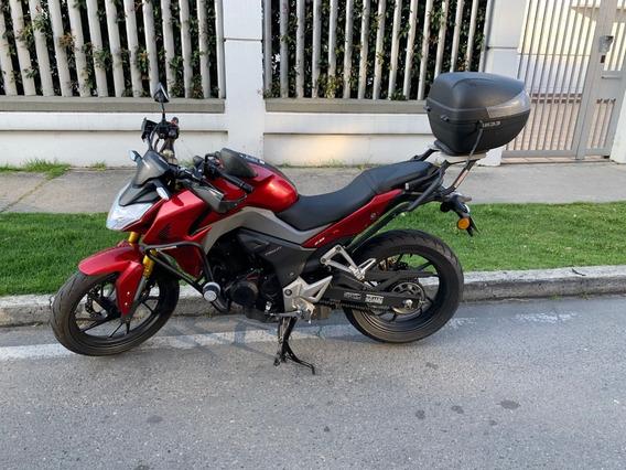 Honda Cb190 Excente Estado