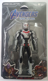 Ant-man Antman Avengers Infinity War End Game Luz Artic 17cm