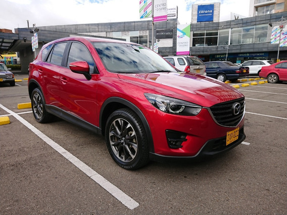 Mazda Cx-5 Grand Touring Lx 4wd Motor 2.5 188 Hp 2017