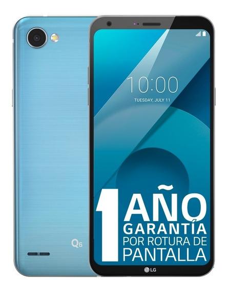 Celular Lg Q6 32gb 3gb Ram M700 Nuevo Garantía Android