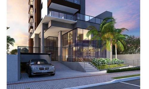 Apartamento À Venda, 67 M² Por R$ 1.105.500,00 - Pinheiros - São Paulo/sp - Ap29120