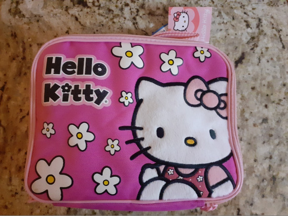 Lonchera Hello Kitty Sanrio