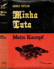 Minha Luta - Mein Kampf - Adolf Hitler