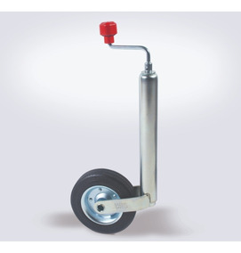 Pedestal Al-ko C Roda Para Carreta Trailer Roda Boba 5ª Roda