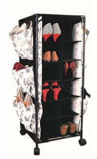 Carrito Organizador De Zapatos
