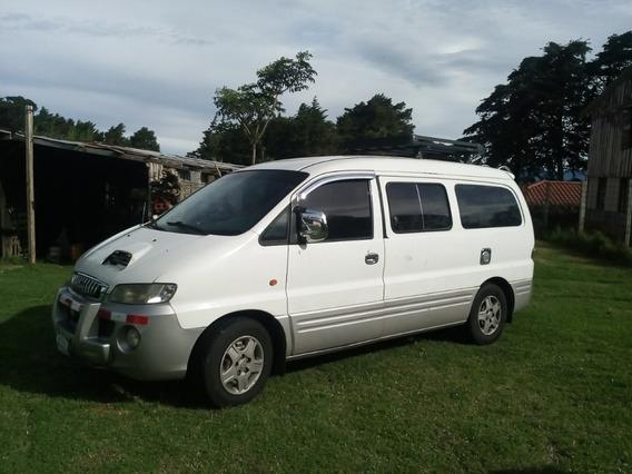 Microbus Hyundai Starex 2003, Rtv 2021