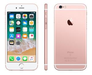 iPhone 6s Plus 128gb Rosa (sem Touch Id) Leia O Anuncio