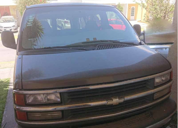 Chevrolet Express Version L Lujo 8 Pas