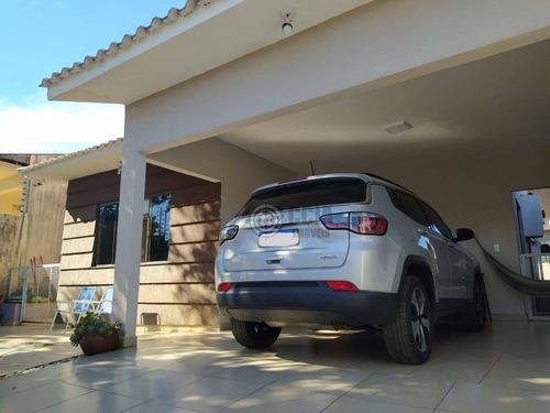 Imagem 1 de 12 de Casa Com 4 Dormitórios À Venda, 174 M² Por R$ 470.000,00 - Jardim Curitibano - Foz Do Iguaçu/pr - Ca0660
