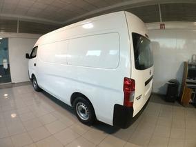 Nissan Urvan Nv350 Urvan Panel Amplia A/a Paq Seg T/m 2018