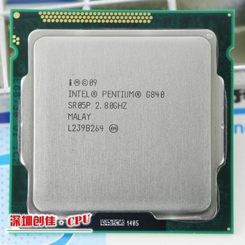 Processador Pentium G840 Socket 1155 2.8ghz + Cooler