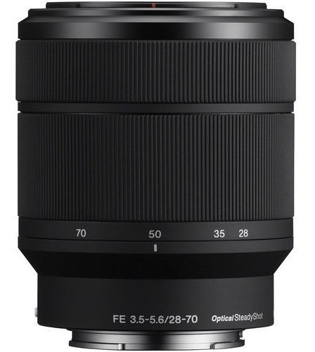 Lente Sony Fe 28-70mm F/3.5-5.6 Oss Sel Full Frame A7