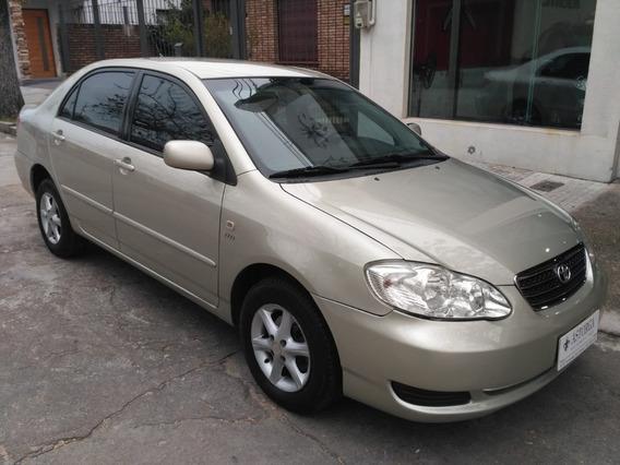 Toyota Corolla 1.6 2007 Full Excelente Estado