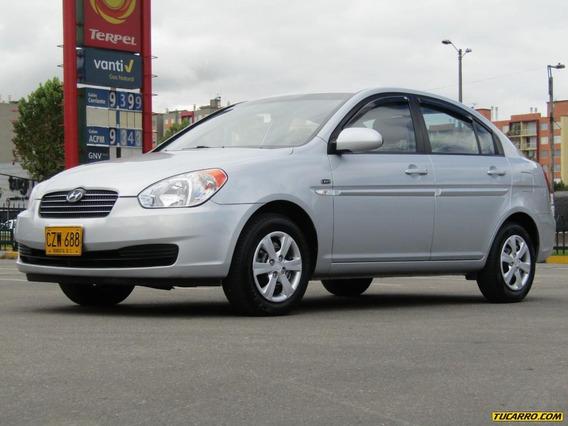 Hyundai Accent Vision At 1600cc