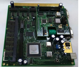 Placa De Captura C25 Ptc-iv-0 94v-0