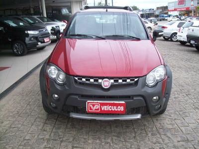 Fiat Strada 1.8 16v Adventure Cab. Dupla Flex 3p 2014.