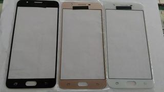 Visor De Samsung J5 Y J7 Prime + Gel Uv