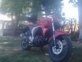 Yamaha150 Cc Roja