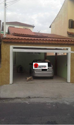 Casa Residencial À Venda, Vila Guilherme, São Paulo - Ca0094. - Ca0094