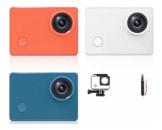 Câmera Xiaomi Seabird 4k ( Câmera + Caixa Estanque + Stick )