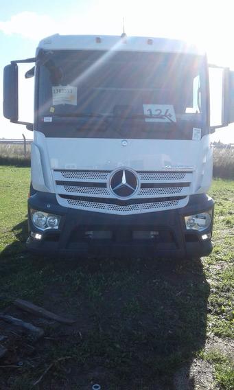 Mercedes Benz Nuevo Actros 2636 Ls / 33 6x2