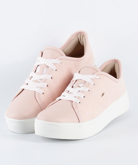 Tênis Feminino Faltform Rose Dakota - G0681