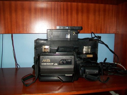 Camara Filmadora Video Casete M5,