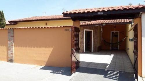 Ótima Casa No Cibratel Lado Praia Em Itanhaém - 6358 | Npc