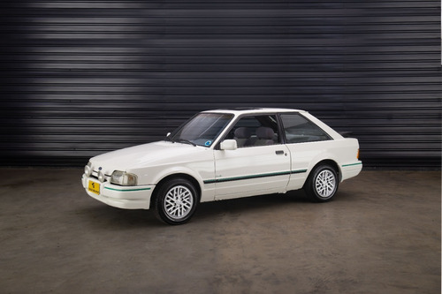 Imagem 1 de 12 de 1989 Ford Escort Xr3 Benetton