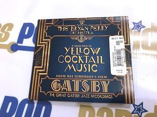 Cd Ost Trilha Sonora Grande Gatsby Brian Ferry Roxy Music