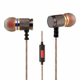 Kz Edr1 3.5mm In-ear Earphone Fone De Ouvido With Microphon