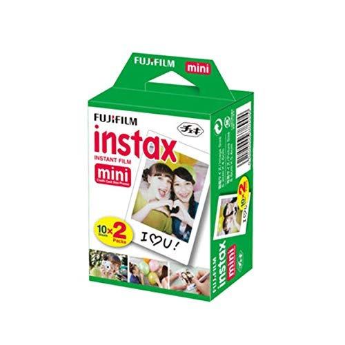 Fujifilm Instax Mini Instanx Película 20 Fotos X 2 Cajas