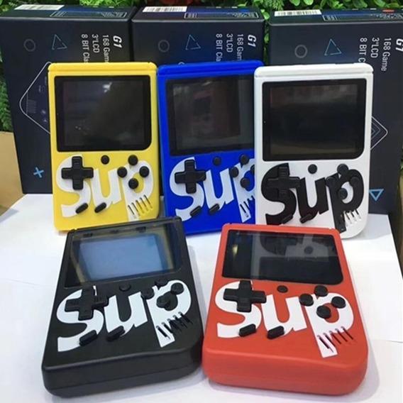 Nintendo Retro Mini Game Portátil 400 Jogos Inclusos Disponi