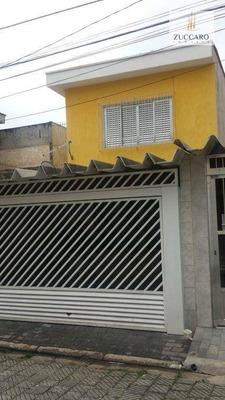 Sobrado Residencial À Venda, Ponte Grande, Guarulhos. - So3095