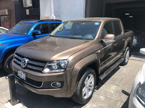Volkswagen Amarok 2.0 Highline 4motion At 2017