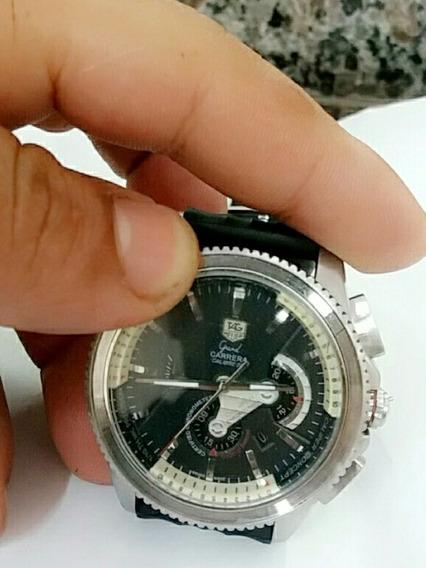 Relógio Tag Heue Carrera Calibre 36 De Luxo