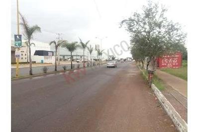 Trm822 Excelente Terreno En Renta Aguascalientes, Al Norte Por Av Independencia