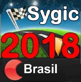Gps Sygic 2018 Android, Radares, Câmeras, Pardais, Lombadas