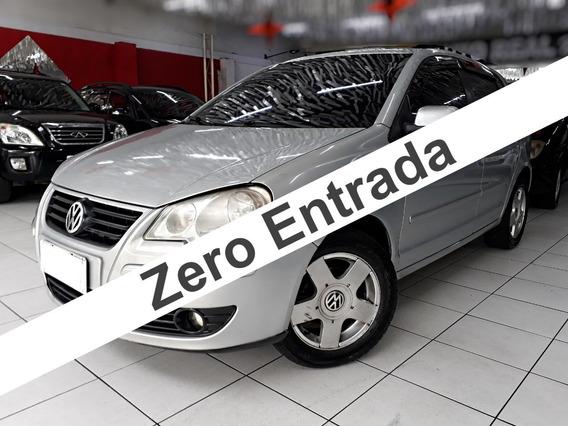 Polo Hatch Completo 1.6 Flex / Zero De Entrada, Sem Entrada