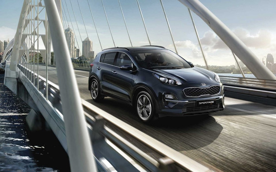 Kia Sportage 2nd Generation 2020