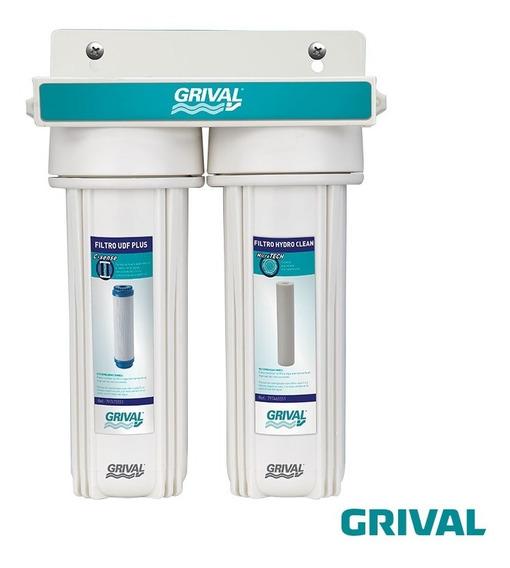 Filtro De Agua Grival De 2 Etapas Bajo Mesón