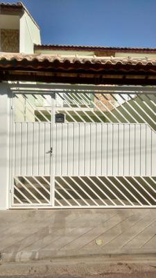Sobrado Individual 2 Suítes E 2 Vagas, São Miguel Paulista