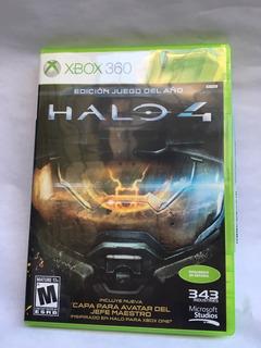Juego En Dvd Para Xbox 360: Halo 4
