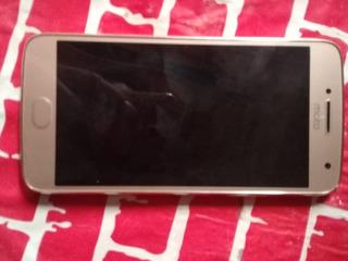 Celular Motorola G5 Plus, Doble Sim, Memoria Interna 32 Gb