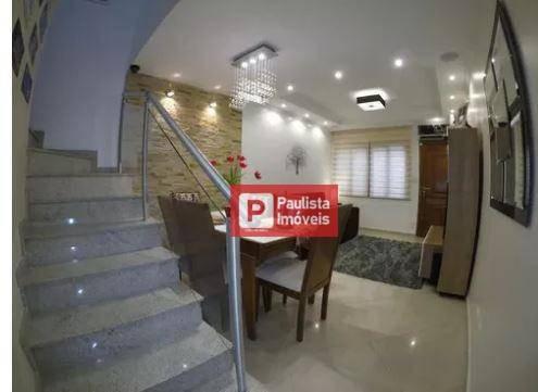 Sobrado À Venda, 120 M² Por R$ 790.000,00 - Vila Mascote - São Paulo/sp - So3619