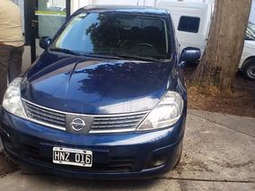 Nissan Tiida Visia 1.8 16v 6ta 2008 $138.000 Muy Bueno! (ig)